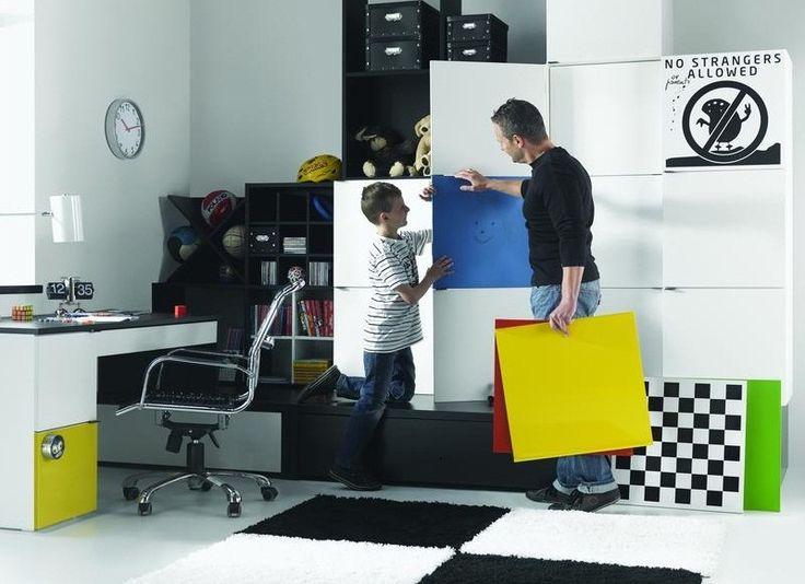 Детская мебель Young Users - MiaSofia -магазин детской мебели