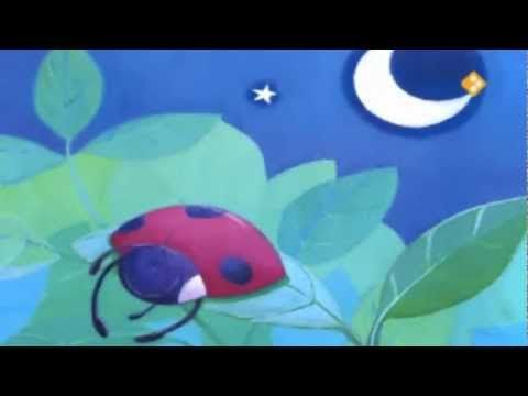 Het luie lieveheersbeestje (digitaal prentenboek) voor mijn collega die van lieveheersbeestje houdt