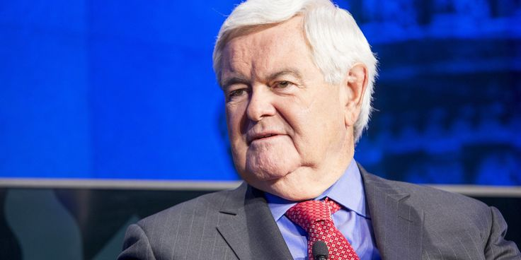 Newt Gingrich: Donald Trump's Twitter Foreign Policy Is 'Brilliant' #Politics #iNewsPhoto