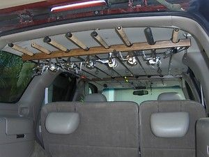 SUV Rod Holder! AWESOME!