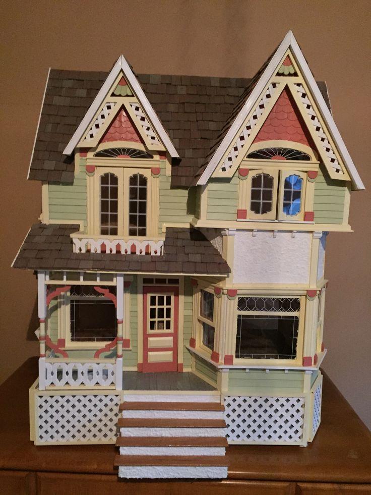 Duracraft Linfield Miniature Dolls Dollhouse Miniatures