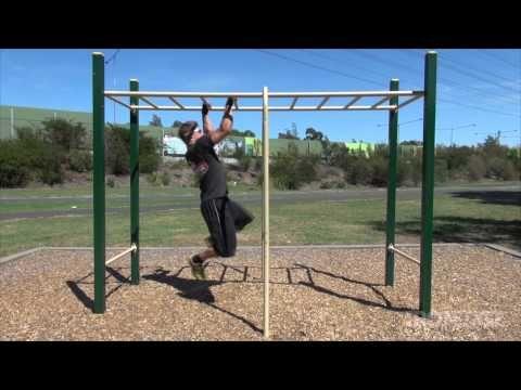 ▶ Spartan Race Training #5 - The Monkey Bars - YouTube