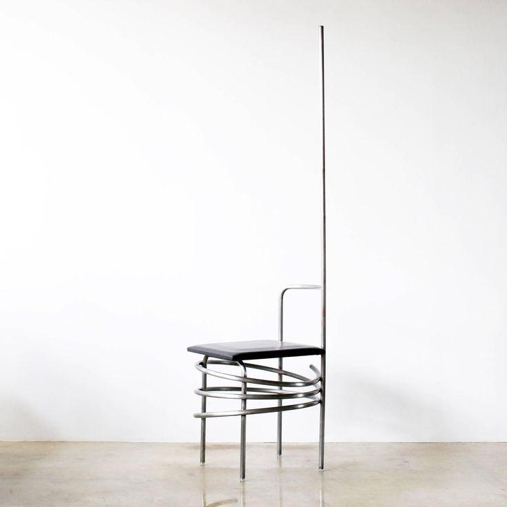 Comme Des Garçons No.24 Chair By Rei Kawakubo