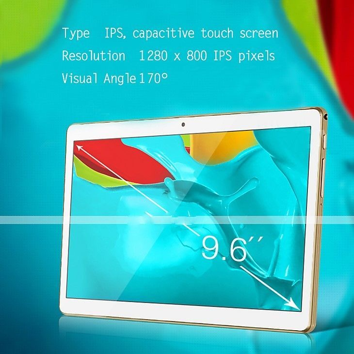 Tablet 9.7 Android 5.0 Octa Core 1280*800 2GB + 32GB anno 2015