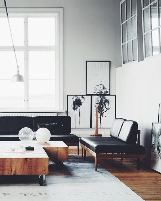 348 best Wohnzimmer Einrichtung images on Pinterest Live, Living - moderne wohnzimmer pflanzen