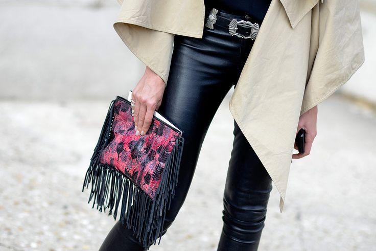Kelly Talamas, Directora Editoral de Vogue M�xico y Latinoam�rica en Paris Fashion Week