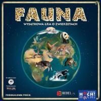logo przedmiotu Fauna