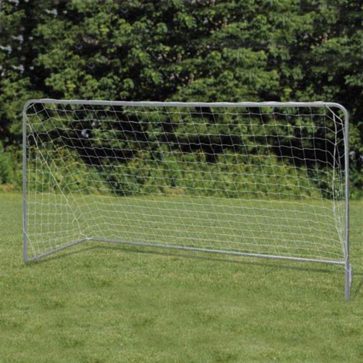 Franklin Premier Steel Folding Portable Soccer Goal - 10' x 5' - 5650