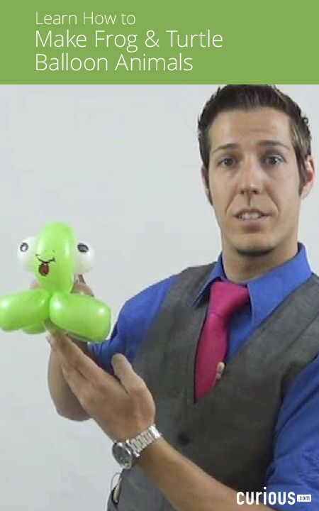 How To Make Balloon Animals Step By Step Instructions