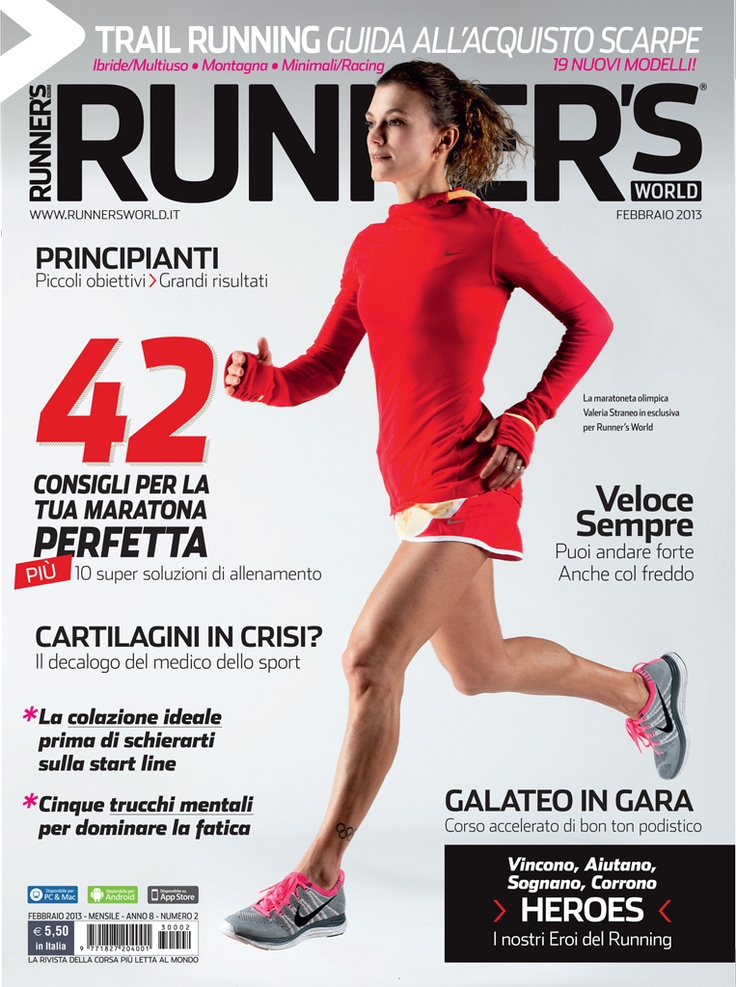 Runner's World Italia, Anno 8, Numero 2, Febbraio 2013 - www.runnersworld.it