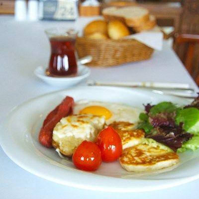 Sıcak Kahvaltı