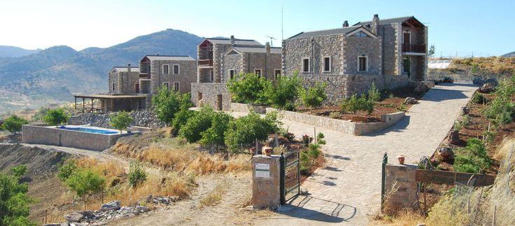 Arodamos Traditional Houses in Ηράκλειο, Ηράκλειο