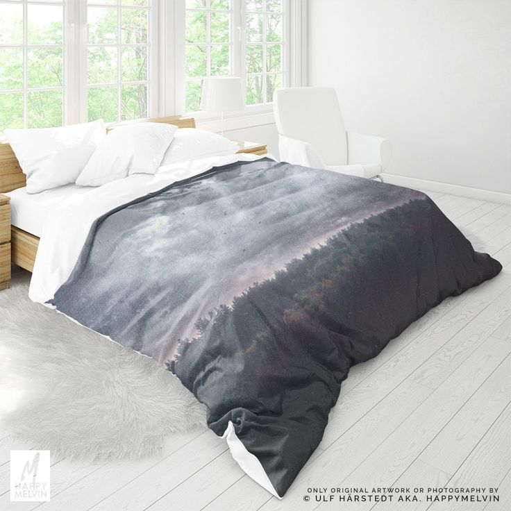 Excited to share the latest addition to my #etsy shop: The Hunger | Duvet Cover | Duvet | Dark Forest Duvet Cover | Nature Duvet Cover | Bedroom Decor | Artwork | Queen | Twin | Nature Home Decor http://etsy.me/2tT6ngZ #housewares #bedroom #bedding #teen #no #microfibe