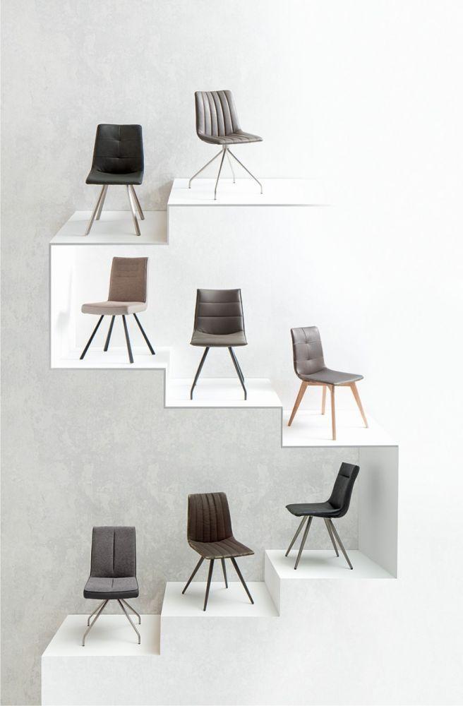 KRZESŁO ESMA MODEL A6 - Nowoczesne meble design, włoskie meble do salonu i sypialni, wyposażenie wnętrz