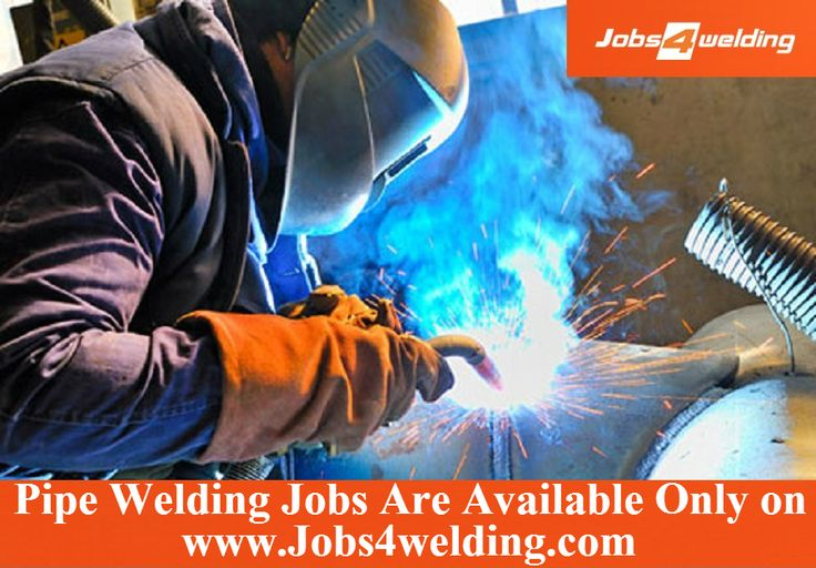 Pipe Welding Jobs Are Available Only on jobs4welding
