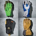 Warm hands make everybody happier, so check out these six pairs of gloves–the best of 2014.