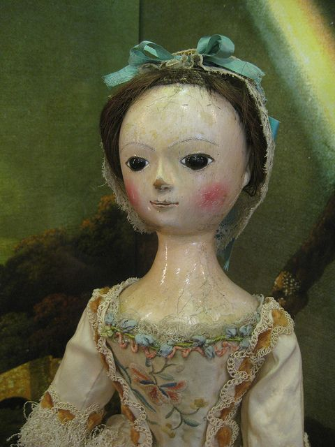 English Wooden Doll | Flickr - Photo Sharing!