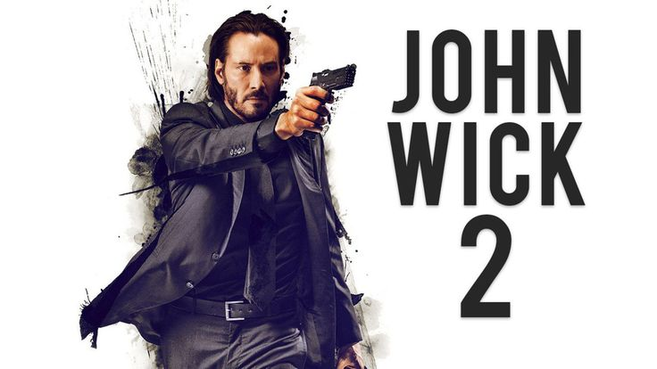 JOHN WICK 2    Please see here : https://vk.com/id430602072