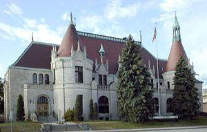 Saginaw Castle Museum, Saginaw, Michigan