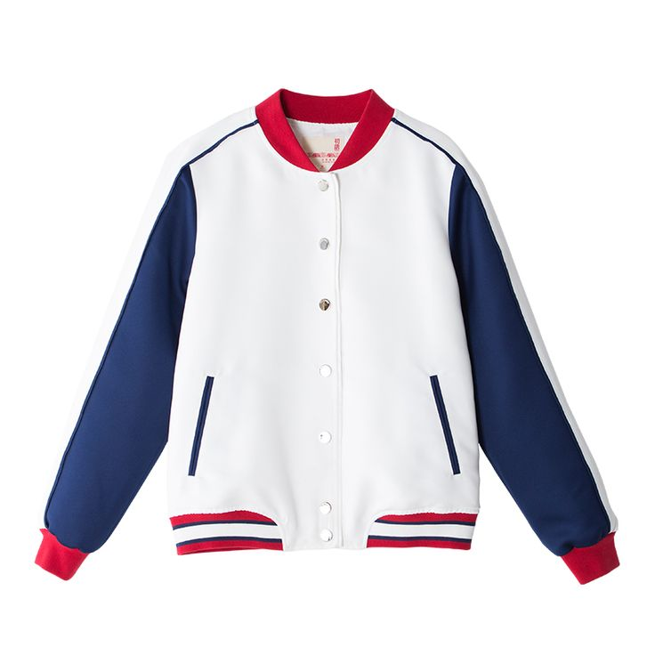 Toyouth женские куртки Винтаж свободные Куртки для Для женщин с буквами Вышивка