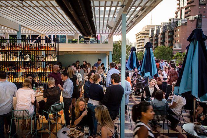 Good Heavens - Rooftop Bar Melbourne