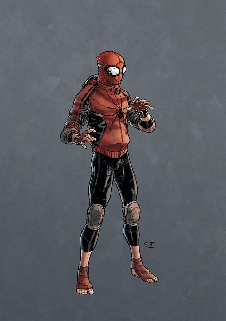 приглашаем вас арты костюма человека паука плиточным