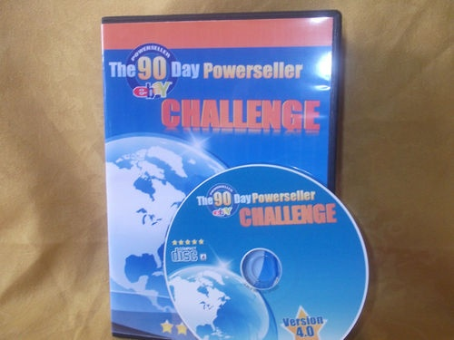 Build your own business. Be your own boss. Learn how you can become a power seller in e-bay in 90 day. Step by step instractions are in this DVD. Play the DVD step by step and do the task step by step and become a power seller in e-bay. This DVD will help to make money from the comford of your own home.