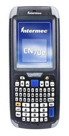 Intermec CN70EQ6KN14W1R00 CN70E Ultra-Rugged Mobile Computer, Qwerty-Numeric Keypad, EA30 2D Imager, No Camera, RFID-FCC, WEH, WWE, Smart System. Qwerty-numeric keypad. EA30 2D imager. No camera.