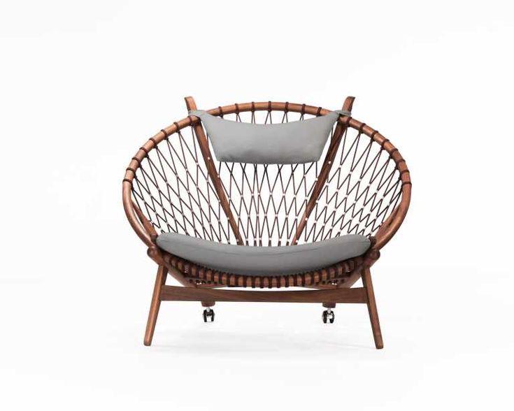 Circle Chair Circle chair, Modern lounge chairs, Chair