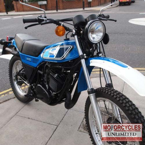 1977 Yamaha DT400 MX for sale | Motorcycles Unlimited