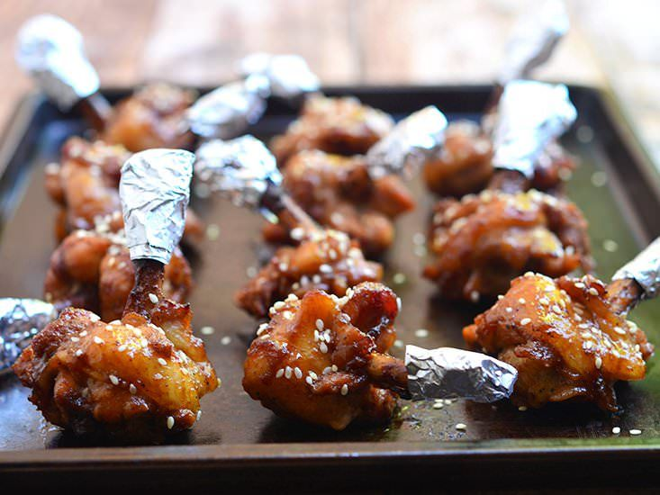 I first discovered chicken lollipopsa few years ago at a Filipino restaurant I used to frequent in Cerritos andI've always assumed they were a Pinoy concept. We, Filipinos, are an ingenious lot and if we can dream up something as outre as a sisig pizza, a chicken segment shaped into a lollipop didn't seem to...Read More »
