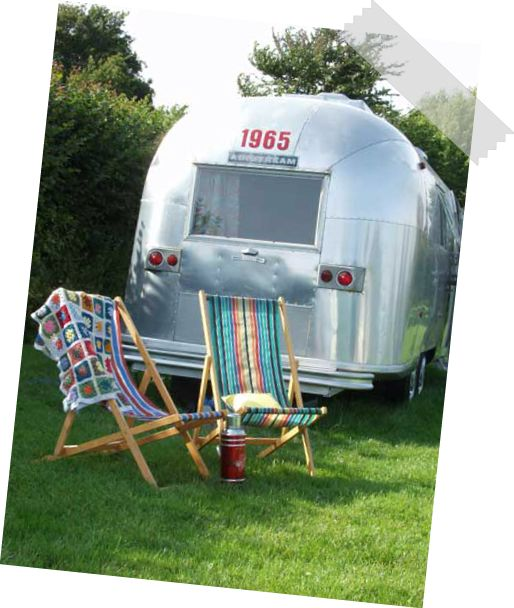 Vintage Vacations The UK's Original Airstream holidays  Huge fleet, have a look