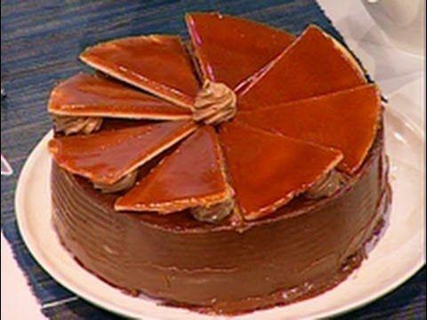 Método Gross. Los Clásicos - Torta Dobos - Masitas Gerbeaud - cobertura de mantequilla