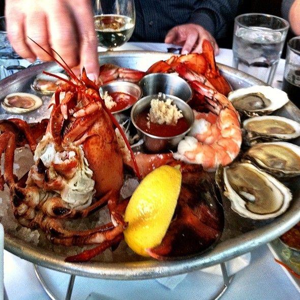 Best Seafood Buffet In Rhode Island