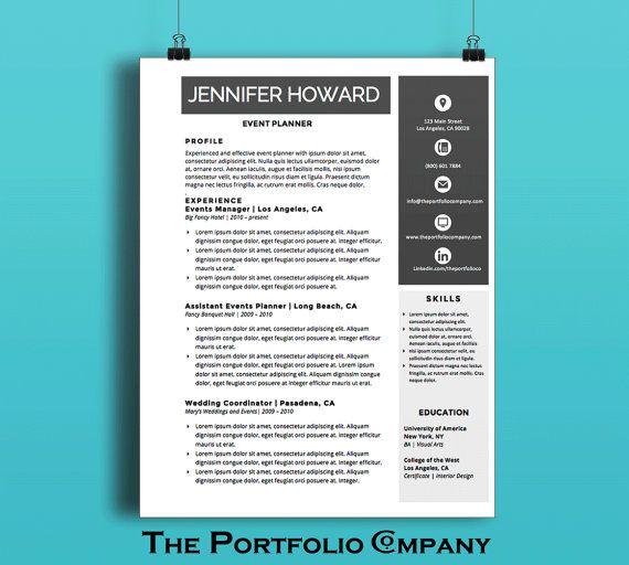 15 best Resume Formats images on Pinterest Cover letter template - modern resume formats