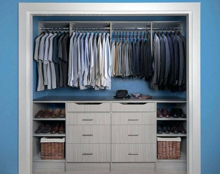 Shoes Closet Ideas For Men Small Closet Design Closet