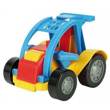 """Kolejna zabawka do """"piachu"""" i piasku:)  Wader 54260 Autko - Friends on The Move - Zabawka już dla dzieci od 1 roku!  Autko jest łatwe w sterowaniu, solidnie wykonane i lekkie. Pojazdem można się bawić w pokoju, na balkonie, jak również w ogrodzie  Idealnie dostosowane do małych rączek Dziecka.   Sprawdźcie sami:)  http://www.niczchin.pl/wader-garaz-tor-auta/2723-wader-54260-autko-friends-on-the-move.html  #wader #autko #dopiaskownicy #zabawki #niczchin #krakow"""