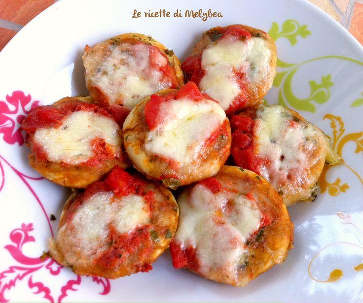 Impasto per pizza senza lievito - Le ricette di Melybea