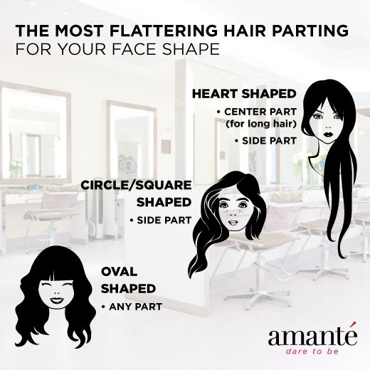 Revamp your look at the drop of a hat. All you need to know is which way to flip your hair! #hairstyles