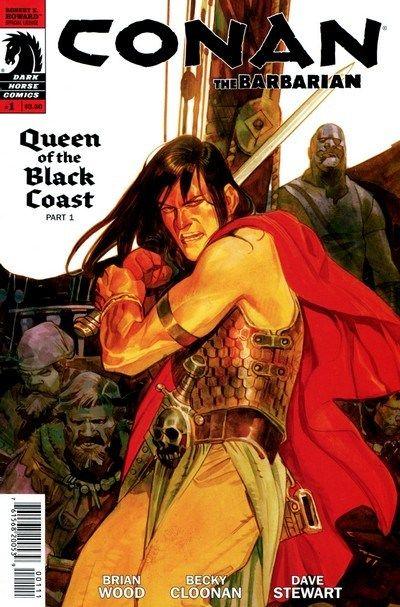 Conan the Barbarian n°1 (2012) #conan #barbarian #darkhorse #comics