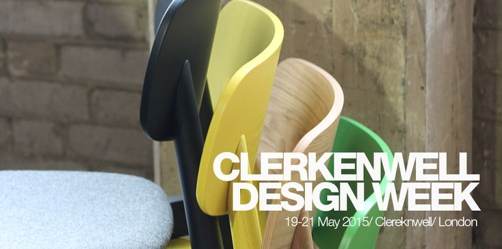 RODD @ CLERKENWELL DESIGN WEEK 2015