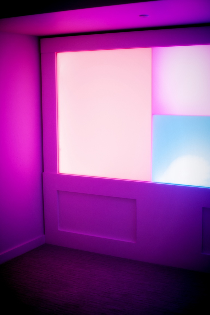 The Quiet Room designed by Brian Eno #art #installation #design