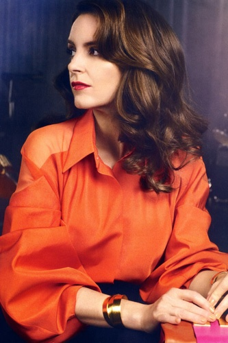 Tina Fey being a babe Our Favorite Tina Fey Quotes Youve (Probably) Never Heard #Refinery29