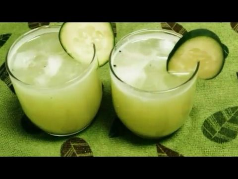 Cucumber juice !! Cucumber cooler Recipe!! Cucumber black paper juice!!! - http://www.quickhealthyweightlosstips.com/weight-loss-recipes/cucumber-juice-cucumber-cooler-recipe-cucumber-black-paper-juice/