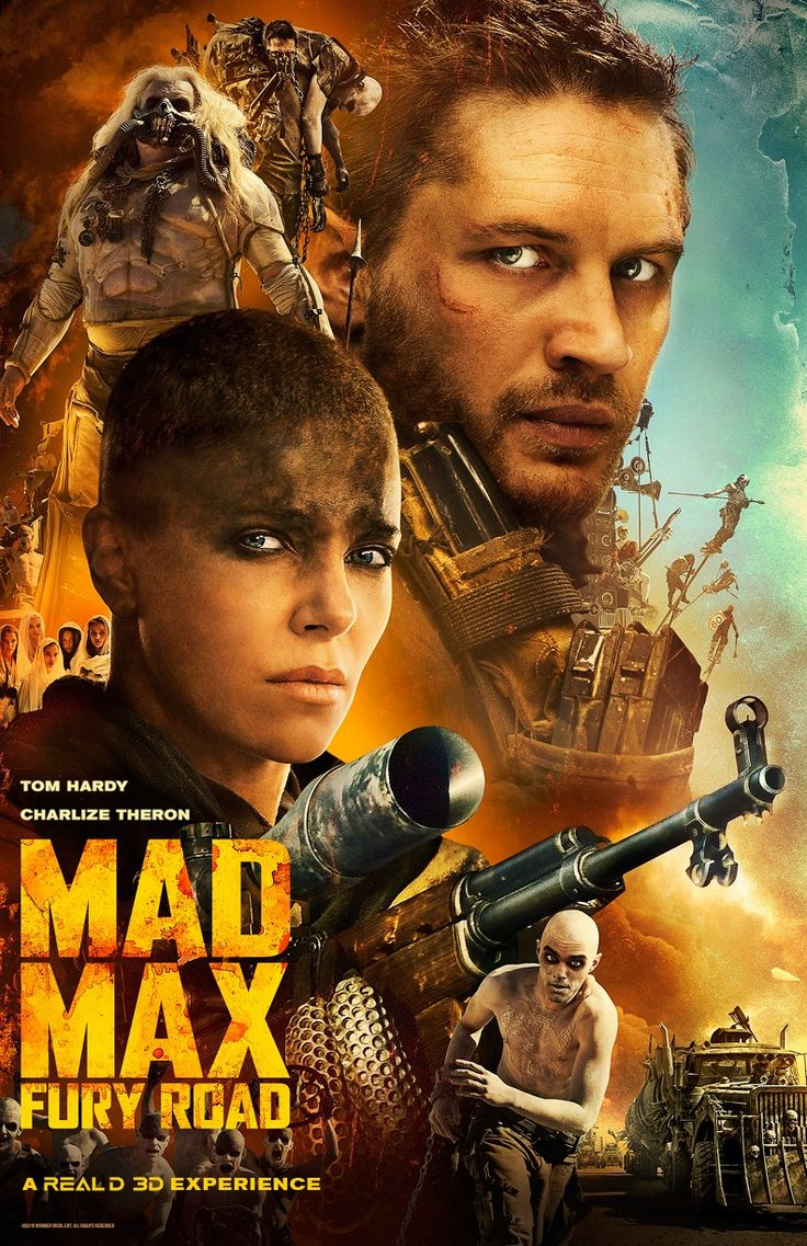Mad Max Fury Road - le 14/05/15 à #Kinepolis http://kinepolis.fr/films/mad-max-fury-road