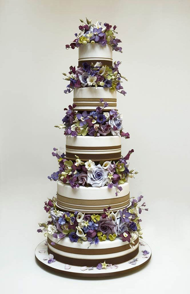 1681 best Purple, Plum & Lavender Wedding images on ...