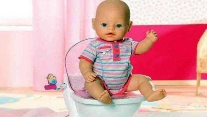 БЕЗ КОММЕНТАРИЕВ…с мамского форума awyer, девочки, прошу помощи! доче купили куклу, беби борн, накормили кашей, …