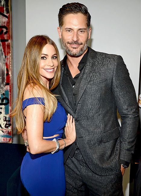 Sofia Vergara and Joe Manganiello made it a date night while attending the MTV Movie Awards 2015 on Sunday, April 12, in L.A.