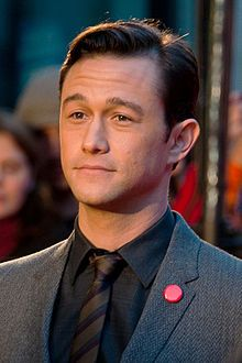 Joseph Gordon-Levitt, American actor and filmmaker known for 500 Days of Summer, Inception and Snowden (Columbia University School of General Studies)