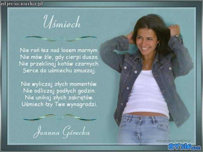 Joanna Górecka_Uśmiech